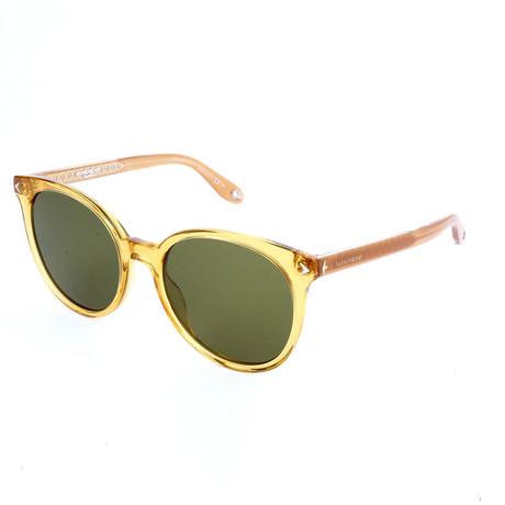 Women's 7077 Sunglasses // Yellow