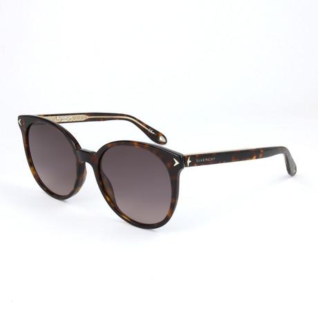 Women's 7077 Sunglasses // Dark Havana