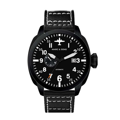 Marc + Sons Pilot Automatic // MSF-004-US