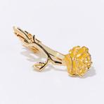 Goldenrod Gift Eternal Tie Clip