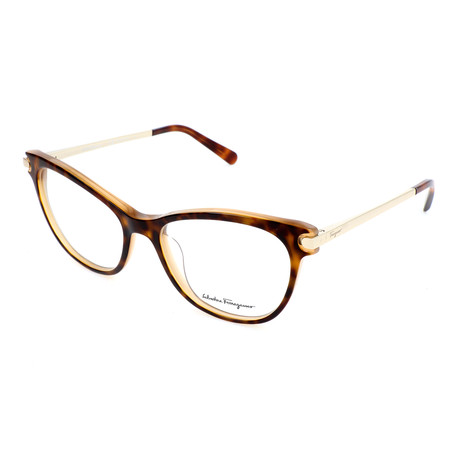 Women's SF2763 Optical Frames // Havana + Honey