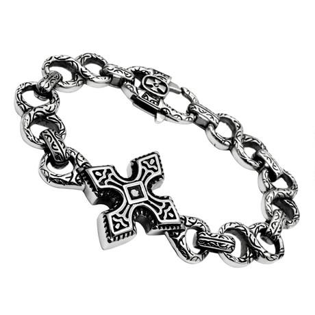 Gents // Byzantine Bracelet