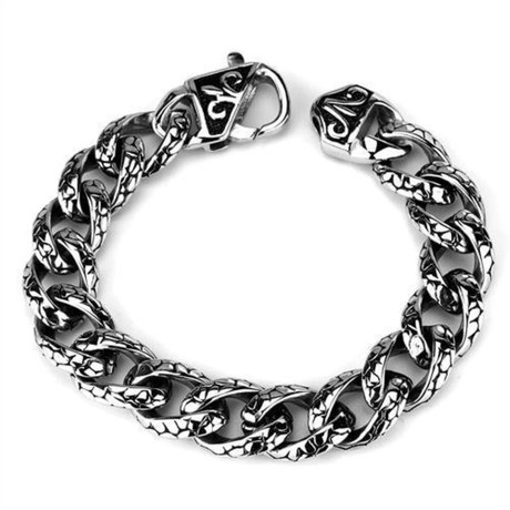 Gents // Bali Design Open Link Bracelet