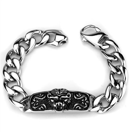 Gents // Fierce Link Bracelet