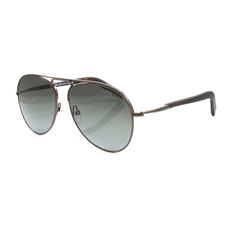 Men's FT0448S Sunglasses // Dark Gunmetal