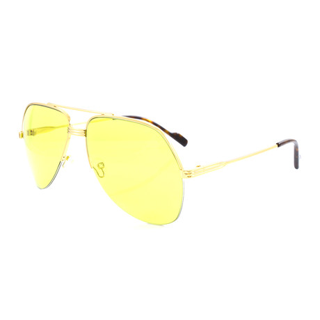 Men's FT0644S Sunglasses // Gold