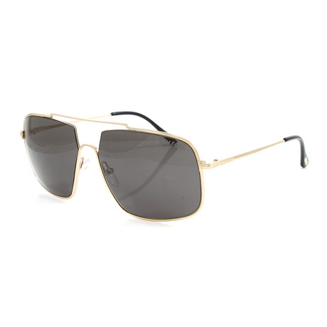 Men's FT0585S Sunglasses // Gold