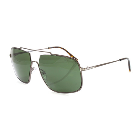 Men's FT0585S Sunglasses // Gunmetal