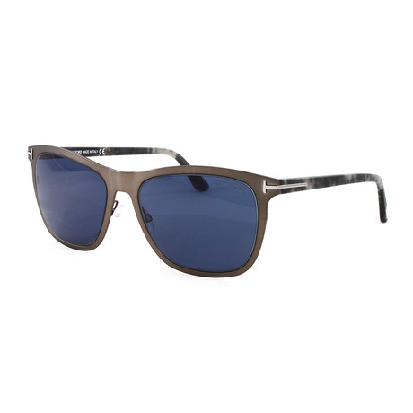 Men's FT0526S Sunglasses // Ruthenium