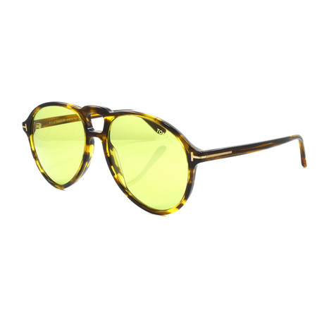 Men's FT0645S Sunglasses // Tortoise