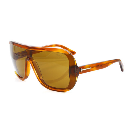 Women's FT0559S Sunglasses // Transparent Brown