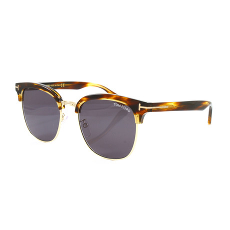Unisex FT0544KS Sunglasses // Havana Gold
