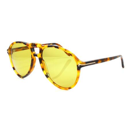 Men's FT0645S Sunglasses // Tokyo Tortoise