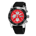 Revue Thommen Chronograph Automatic // 17030.6536 // New