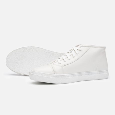 Kogi Leather // Ultra White (US: 7)