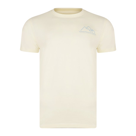 Tychon Chest T-Shirt // Ivory (S)