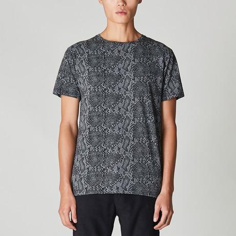 Snake T-Shirt // Gray (S)