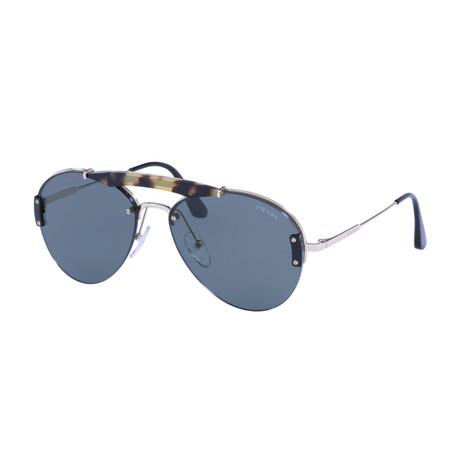 Men's Pilot 52US Sunglasses // Pale Gold + Havana