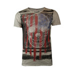 United Skulls Vintage T-Shirt // Dark Gray (S)