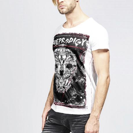 Newborn T-Shirt // White (S)