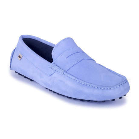 Sifaz Suede Moccasin // Blue (Euro: 39)