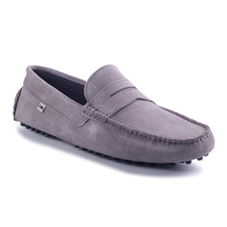 Sifaz Suede Moccasin //  Gray (Euro: 39)