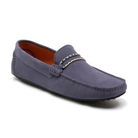 Sarlem Suede Moccasin // Jeans (Euro: 39)