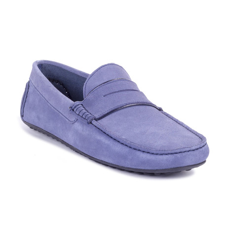 Sitman Suede Moccasin // Jeans (Euro: 39)