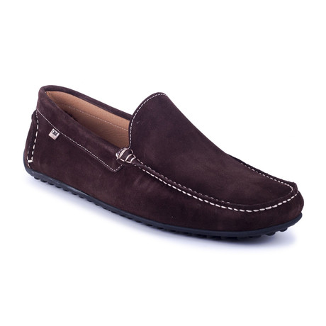 Sonic Suede Moccasin // Brown (Euro: 39)