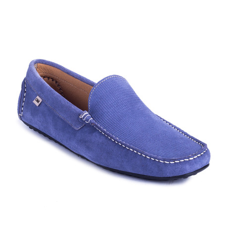 Seril Suede Moccasin // Jeans (Euro: 39)