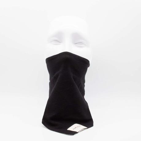 Satin Maskdanna // Black (S)