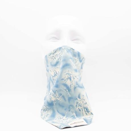 Cowboy Maskdanna // Light Blue (S)