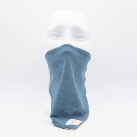 Crepe Maskdanna // Blue (S)