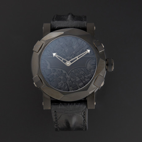 Romain Jerome Limited Edition Batman Automatic // RJ.T.AU.WB.001.02 // Pre-Owned