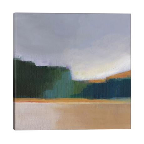 "Solitude I // Alison Jerry (26""W x 26""H x 1.5""D)"