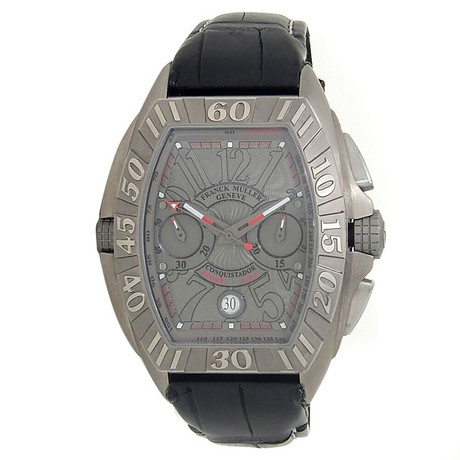 Franck Muller Conquistador Sport GPG Chronograph Automatic // 8900 CC DT GPG // New