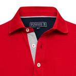 Klark Polo // Red (S)