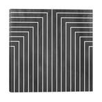 "Mid Century Modern Art- Geometric Pattern 90 // 5by5collective (26""W x 26""H x 1.5""D)"