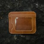 Kenai Minimalist Wallet // Antique Brown