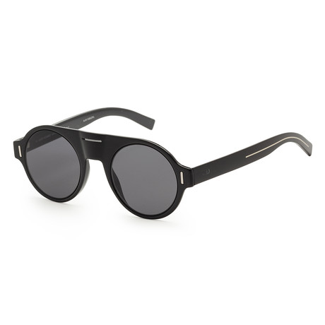 Men's Fraction 2S-0807-472K Sunglasses // Black + Gray