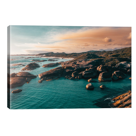 Elephant Rocks Western Australia // Peter Yan