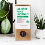 Home Hand Sanitizer Station