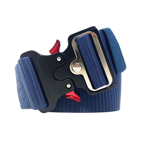 Alpha Utility Belt // Navy