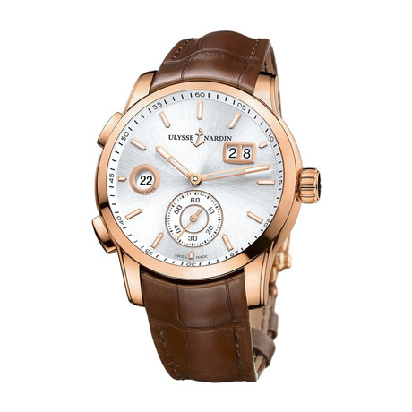 Ulysse Nardin Dual Time Automatic // 3346-126-91