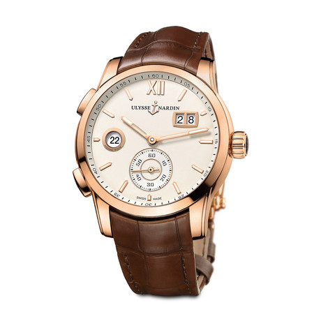 Ulysse Nardin Dual Time Automatic // 3346-126-90