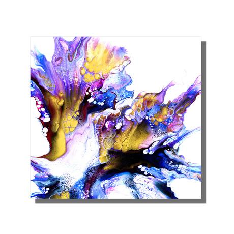 """Violet Dreams (12""""W x 12""""H x 1""""D)"""
