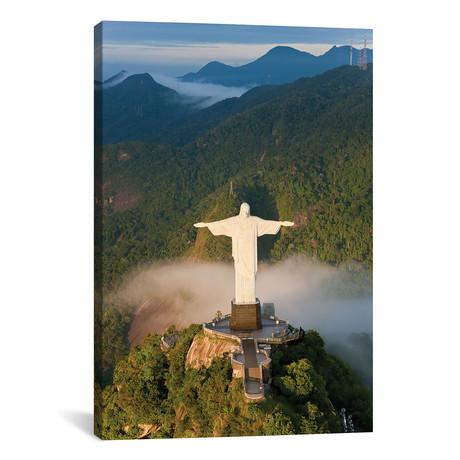 Christ The Redeemer (Cristo Redentor) II, Corcovado Mountain, Rio de Janeiro, Brazil // Peter Adams