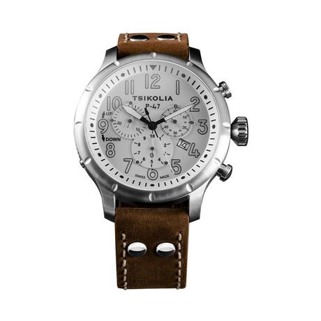 Tsikolia P-47 Chronograph Quartz // TWP47-3/300-1-19