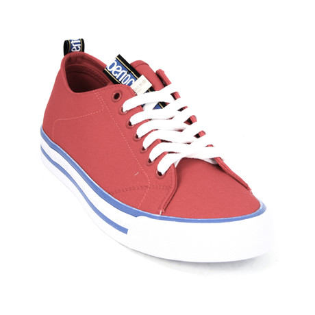 Sport Low-Top Sneaker // Red (Euro: 39)