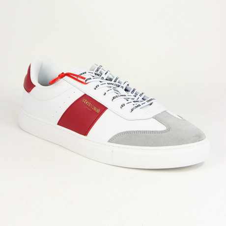 Sport Trainer // White + Red (Euro: 39)